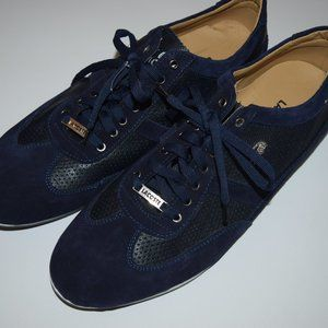 NEW LACOSTE Trainers Leather Sneakers Casual Shoes